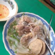 Giò và Bò Viên 33k ăn  no cành hôg