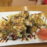 sushi tempura