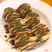Takoyaki bạch tuột