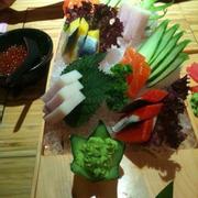 set sashimi