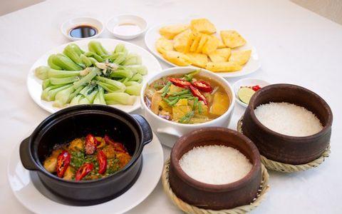 Cơm niêu ngon, hấp dẫn tại Hà Nội