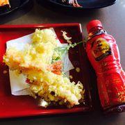 Seafood tempura #drthanhmonquasuckhoe