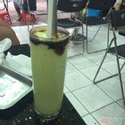Avocado smoothie w/ coffee (sinh to bo voi ca phe)