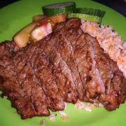 cơm bò xối mỡ