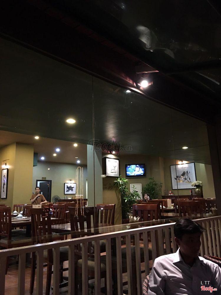 Nhà hàng Aroma - Phong vị quán ở Hà Nội