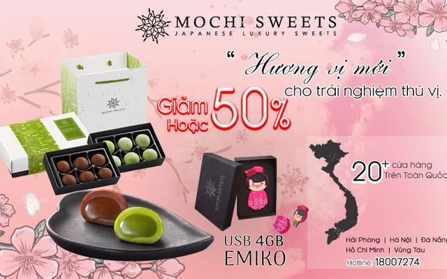 Mochi Sweets - Trần Hưng Đạo