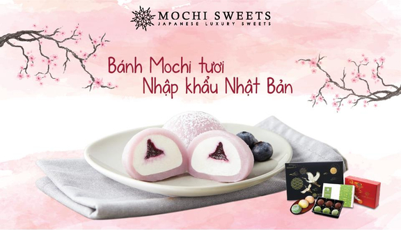 Mochi Sweets - Vincom Center