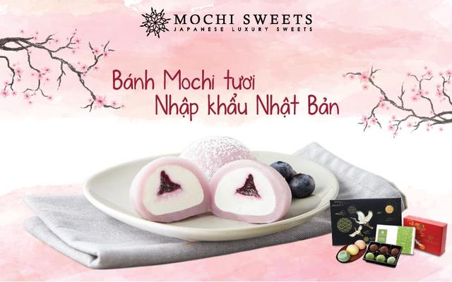 Mochi Sweets - Vincom Bà Triệu