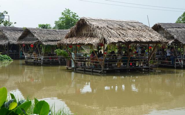 Vườn Thư Giãn - Nhà Hàng Sinh Thái