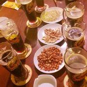 Khai vị ngon miệng, phomai sợi uống bia thì say ko biết đường về