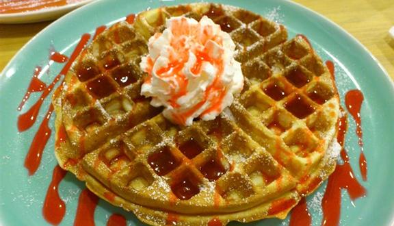 WP'S Waffle Place - Bánh Tổ Ong Nướng - Đinh Tiên Hoàng