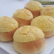 bánh bao xá xíu nướng