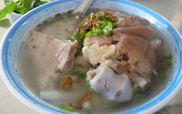 Bánh Canh Long Hương Thúy