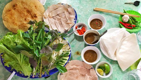 Bánh Tráng Thịt Heo Bà Hường - 2 Tháng 9