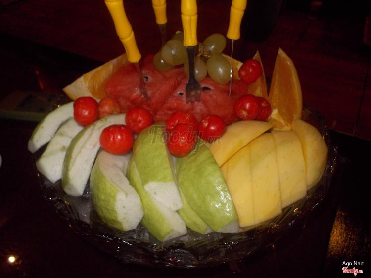 Dĩa trái cây
