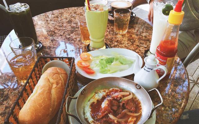 Nét Xưa Cafe