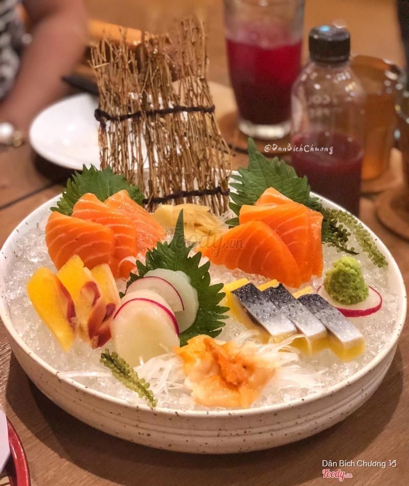 Magi Sashimi set