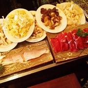 Các loại nấm và thịt bò