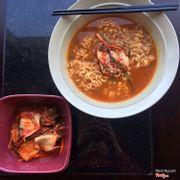 Ramen kim chi