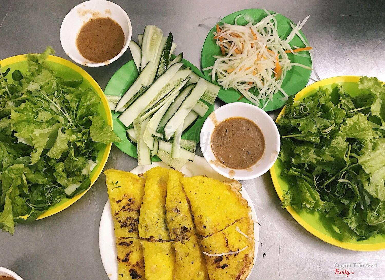Ăn Bánh Xèo Ở Đà Nẵng