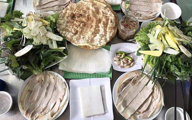 Quán Mậu - Bánh Tráng Thịt Heo