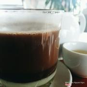 Không gì bằng cacao sữa nóng ở nơi tiết trời lành lạnh