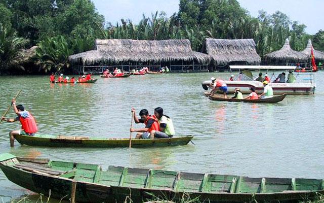 Khu Du Lịch Sinh Thái Bò Cạp Vàng
