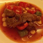 Bò sốt Bạch Kim