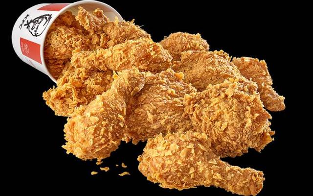 Gà Rán KFC - Big C Long Biên