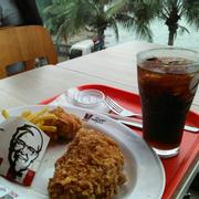 Ăn rất nhiều hàng gà rán rồi nhưng chỉ luôn thích vị của KFC