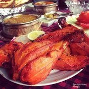 gà quay Ấn Độ
