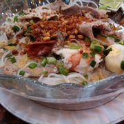 Hủ tiếu Nam Vang (khô)
