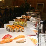 Sushi và Sashimi