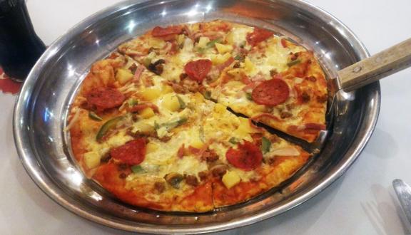 Al Fresco's - Pizza, Mỳ Ý, Sườn, Steak Bò Bít Tết - Vincom Center