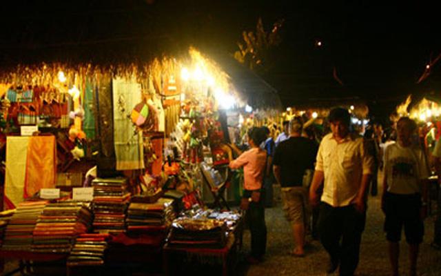 Chợ Đêm Mỹ Tho