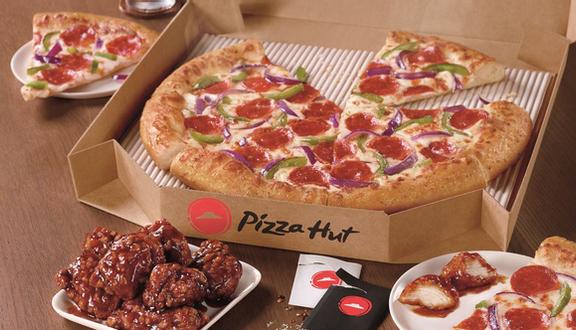 Pizza Hut - BigC Thăng Long