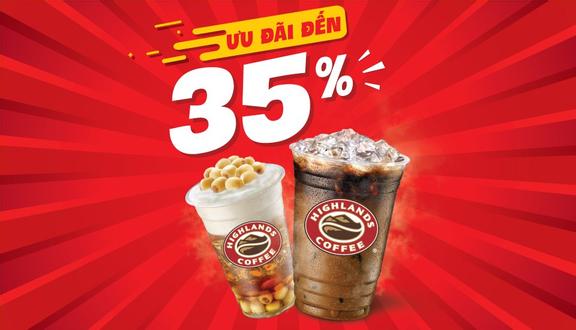 Highlands Coffee - Vincom Sài Đồng