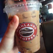 Cafe nâu đá