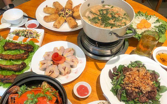 Nhà Hàng Dìn Ký - Nguyễn Trãi