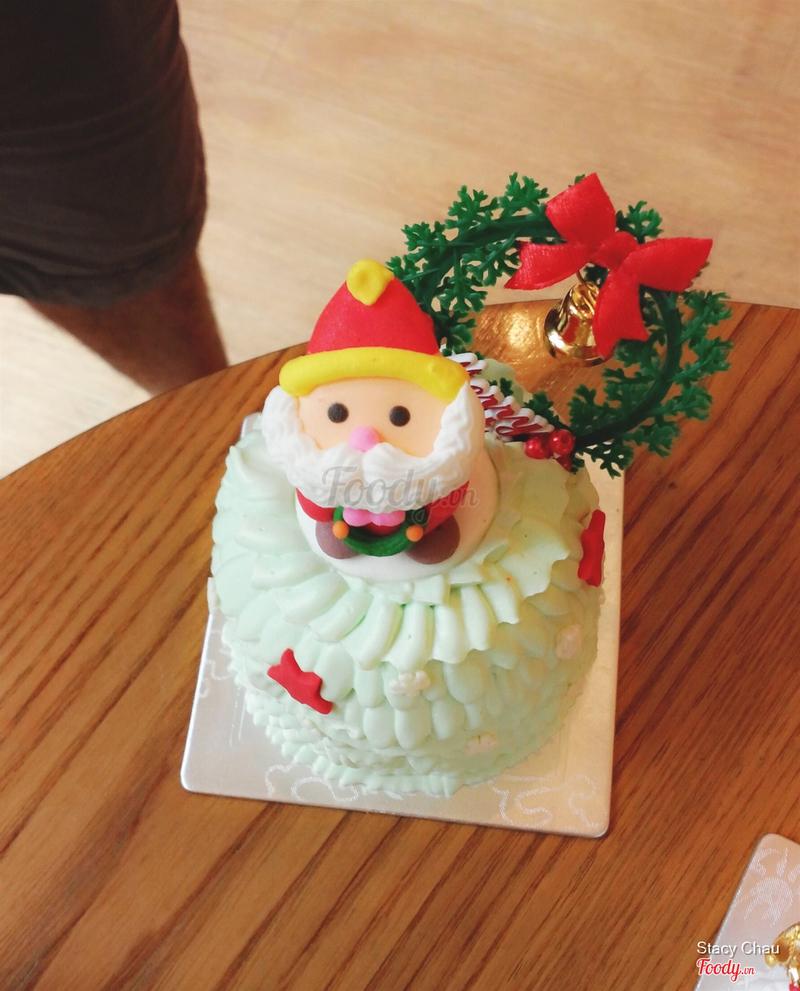 Bánh vừa làm cho dịp Noel <3 dễ thương