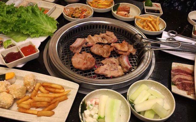 King BBQ - Hoàng Đạo Thúy