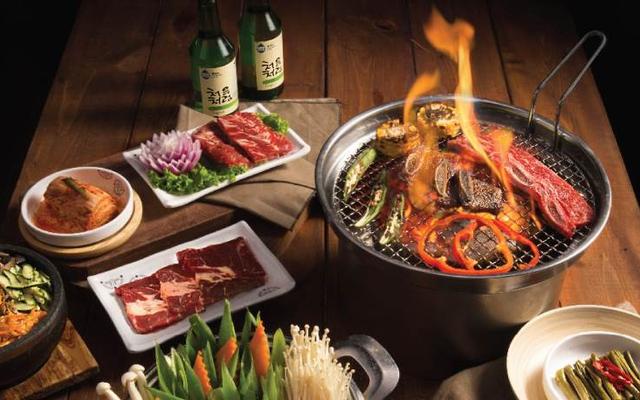 King BBQ - Vua Nướng Hàn Quốc - Hoàng Đạo Thúy