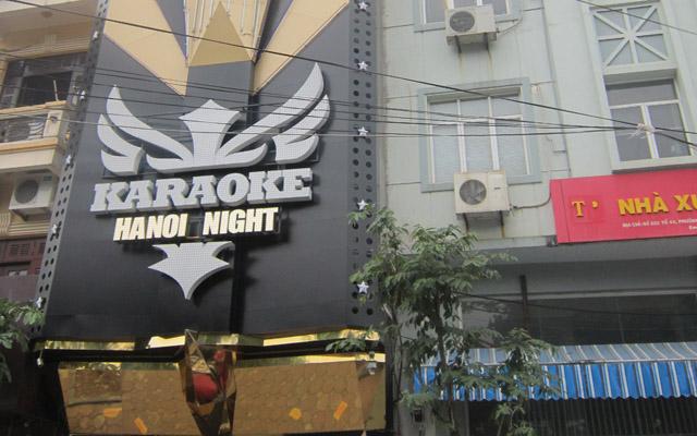 Hanoi Night Karaoke - Quan Hoa