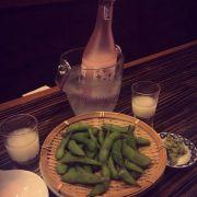 đậu Nhật Bản, rất vào rượu ^^