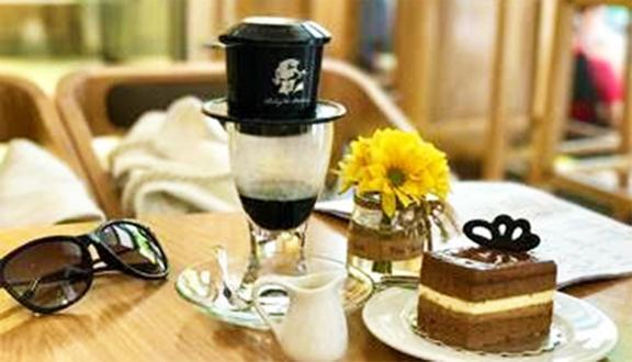 Trung Nguyên Legend Coffee - 80 Đồng Khởi