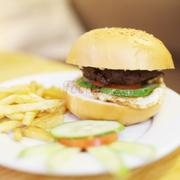 burger bò