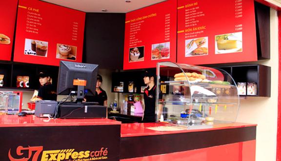 Trung Nguyên Coffee - Hoàng Văn Thụ