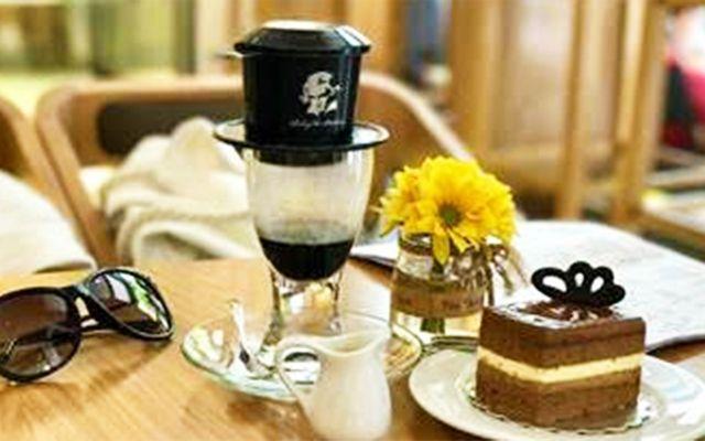 Trung Nguyên Legend Coffee - 219 Lý Tự Trọng