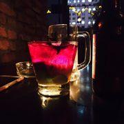 Không nhớ cocktail này tên gì. Nhưng khá ngon. Nhất là ngồi kế boyfriend.