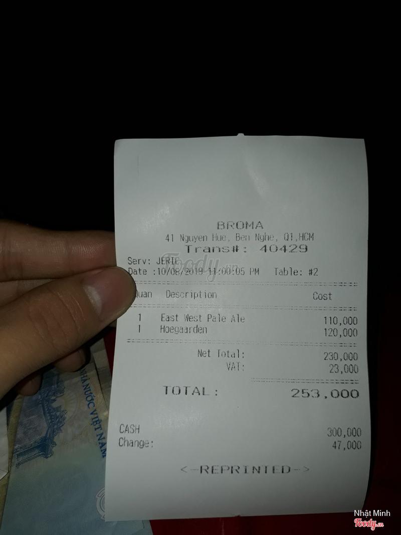 Total Bill